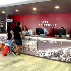 Отель Ohtels Belvedere интерьер отеля фото 2