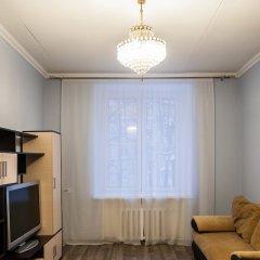 Гостиница Domumetro on Leninskii prospeckt комната для гостей фото 5