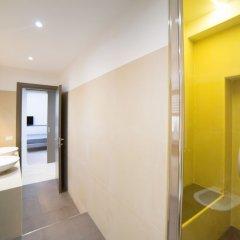 Отель Rent In Rome - Valentino Luxury Италия, Рим - отзывы, цены и фото номеров - забронировать отель Rent In Rome - Valentino Luxury онлайн ванная