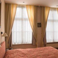 Отель Le Duc De Bourgogne Брюгге комната для гостей