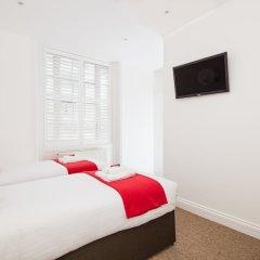 Отель Hamptons Brighton Великобритания, Кемптаун - отзывы, цены и фото номеров - забронировать отель Hamptons Brighton онлайн комната для гостей фото 2