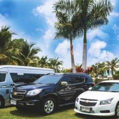 Отель Villas In Pattaya городской автобус