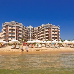 Отель Rainbow 1 Holiday Complex Болгария, Солнечный берег - отзывы, цены и фото номеров - забронировать отель Rainbow 1 Holiday Complex онлайн пляж