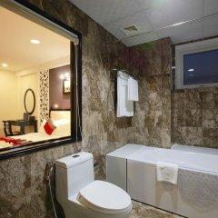 Отель Hoian Sincerity Hotel & Spa Вьетнам, Хойан - отзывы, цены и фото номеров - забронировать отель Hoian Sincerity Hotel & Spa онлайн ванная