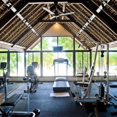 Отель Banyan Tree Vabbinfaru Мальдивы, Остров Гасфинолу - отзывы, цены и фото номеров - забронировать отель Banyan Tree Vabbinfaru онлайн фитнесс-зал