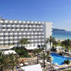 Отель Hipotels Hipocampo Playa пляж