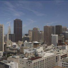 Отель Hilton San Francisco Union Square городской автобус