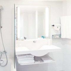 Отель Novotel Nice Centre Франция, Ницца - 2 отзыва об отеле, цены и фото номеров - забронировать отель Novotel Nice Centre онлайн ванная фото 2
