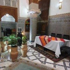 Отель Riad Al Fassia Palace Марокко, Фес - отзывы, цены и фото номеров - забронировать отель Riad Al Fassia Palace онлайн питание фото 3