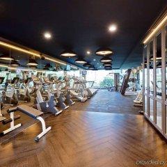 Отель Grand Mercure Singapore Roxy фитнесс-зал