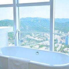 Отель Twin Tower Anthony Seaview Apart-Hotel Китай, Сямынь - отзывы, цены и фото номеров - забронировать отель Twin Tower Anthony Seaview Apart-Hotel онлайн ванная