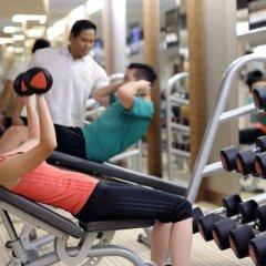 Отель Mandarin Orchard Singapore фитнесс-зал