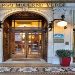 Best Western Hotel Moderno Verdi фото 4