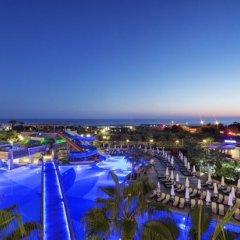 Отель Crystal Palace Luxury Resort & Spa - All Inclusive Сиде балкон