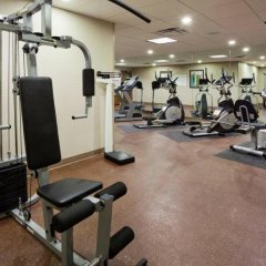 Holiday Inn Express Hotel and Suites Mankato East фитнесс-зал фото 3