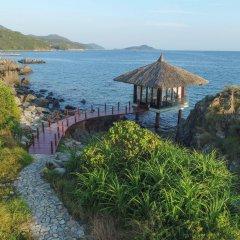 Отель Vinpearl Luxury Nha Trang Вьетнам, Нячанг - 1 отзыв об отеле, цены и фото номеров - забронировать отель Vinpearl Luxury Nha Trang онлайн пляж