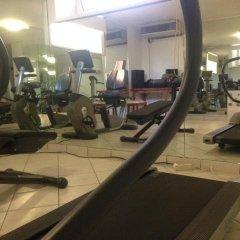 Отель Residence Aida Римини фитнесс-зал