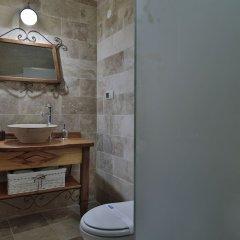 Lamihan Hotel Cappadocia Турция, Ургуп - отзывы, цены и фото номеров - забронировать отель Lamihan Hotel Cappadocia онлайн ванная фото 2