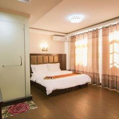 Отель Furui Hotel Xianyang Airport Китай, Сяньян - отзывы, цены и фото номеров - забронировать отель Furui Hotel Xianyang Airport онлайн комната для гостей фото 2
