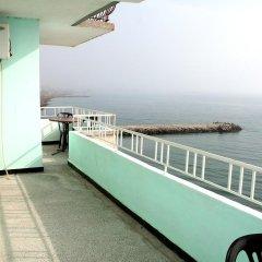 Отель Еви 1 Болгария, Поморие - отзывы, цены и фото номеров - забронировать отель Еви 1 онлайн балкон