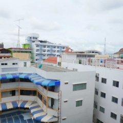 Отель Sawasdee Pattaya Паттайя балкон