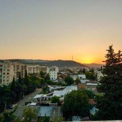 Даймонд отель Тбилиси балкон