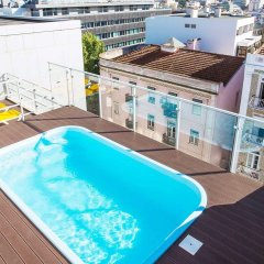 Hotel 3K Madrid балкон