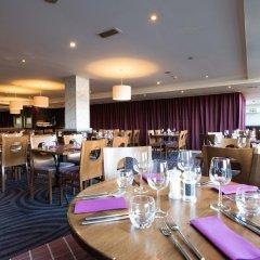 Отель Jurys Inn Edinburgh Великобритания, Эдинбург - 2 отзыва об отеле, цены и фото номеров - забронировать отель Jurys Inn Edinburgh онлайн питание фото 2