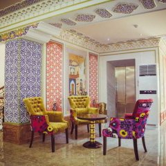 Отель Эмирхан Узбекистан, Самарканд - отзывы, цены и фото номеров - забронировать отель Эмирхан онлайн интерьер отеля фото 3