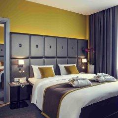 Гостиница Mercure Тюмень Центр комната для гостей фото 4