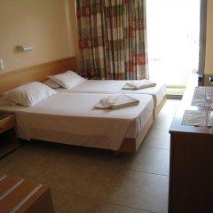 Отель Nafsika Hotel Греция, Родос - отзывы, цены и фото номеров - забронировать отель Nafsika Hotel онлайн комната для гостей фото 2