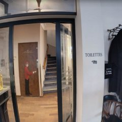 Отель Romantik Hotel Europe Швейцария, Цюрих - отзывы, цены и фото номеров - забронировать отель Romantik Hotel Europe онлайн интерьер отеля фото 3