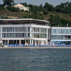 Portofino Hotel Beach Resort Одесса приотельная территория