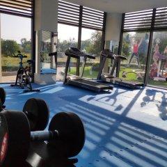 Navy Hotel Cam Ranh Камрань фитнесс-зал