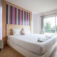 The Greenery Hotel комната для гостей
