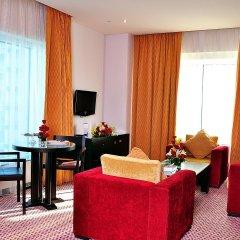 Отель Samaya Hotel Deira ОАЭ, Дубай - отзывы, цены и фото номеров - забронировать отель Samaya Hotel Deira онлайн комната для гостей фото 4