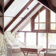 Отель Centara Grand Island Resort & Spa Maldives All Inclusive интерьер отеля фото 3