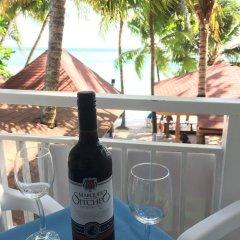 Отель Village on the Beach Доминикана, Бока Чика - отзывы, цены и фото номеров - забронировать отель Village on the Beach онлайн питание фото 2