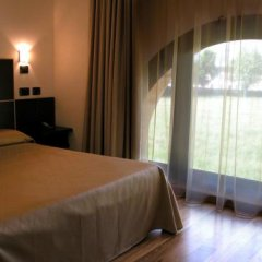 Отель Albergo Villa Alessia Кастель-д'Арио комната для гостей фото 6