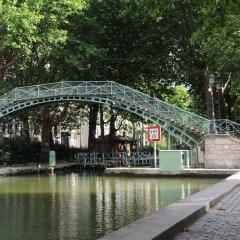 Отель Le Canal Париж бассейн