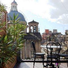 Отель Madonna dei Monti балкон