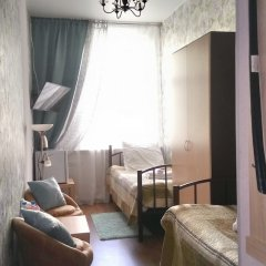 Hotel Tverskaya 5 комната для гостей фото 5