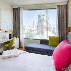 Отель Mercure Bangkok Siam Таиланд, Бангкок - 3 отзыва об отеле, цены и фото номеров - забронировать отель Mercure Bangkok Siam онлайн комната для гостей фото 4