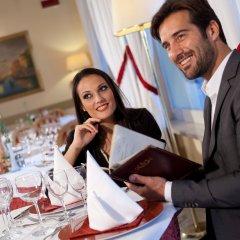 Отель Terme Helvetia Италия, Абано-Терме - 3 отзыва об отеле, цены и фото номеров - забронировать отель Terme Helvetia онлайн питание фото 2