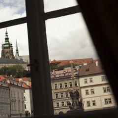 Little Town Budget Hotel Прага комната для гостей фото 2