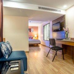 Nouvo City Hotel удобства в номере фото 2