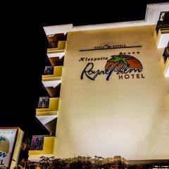 Отель Kleopatra Royal Palm Аланья интерьер отеля фото 2