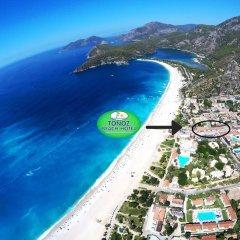 Tonoz Beach Турция, Олудениз - 2 отзыва об отеле, цены и фото номеров - забронировать отель Tonoz Beach онлайн фото 11