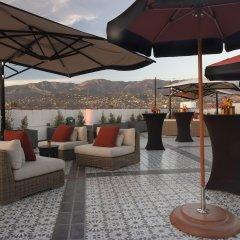 Hotel Californian гостиничный бар