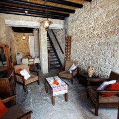 Отель Leonidas Village Houses комната для гостей фото 5